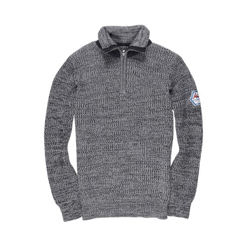 Element Destan Sweater - Grey Heather