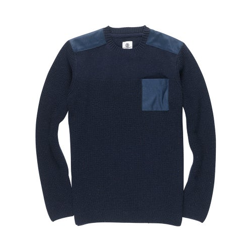 Element Coltin Sweater - Eclipse Navy