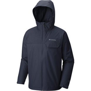 Columbia Huntsville Peak Novelty Jacket - Collegiate Navy