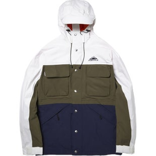 Penfield Greylock Jacket - Colourblocked White