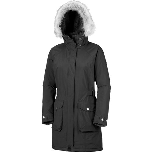 Columbia Grandeur Peak Long Ladies Jacket - Black