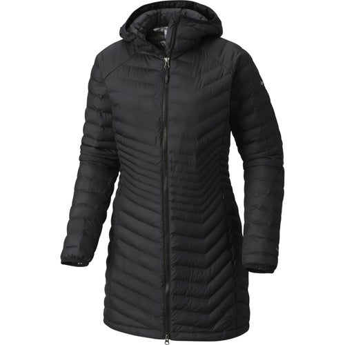 Columbia Powder Lite Mid Ladies Jacket - Black