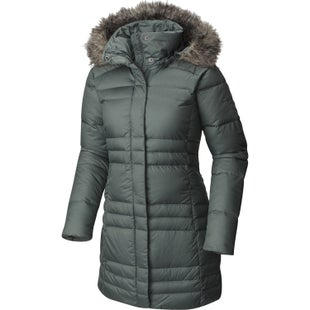 Columbia Mercury Maven IV Mid Ladies Down Jacket - Pond