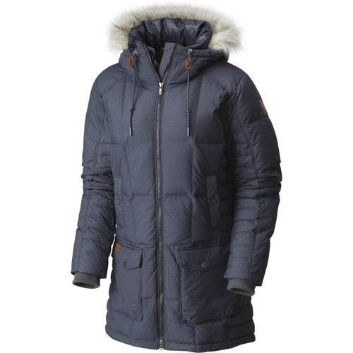 Columbia Della Fall Mid Ladies Down Jacket - India Ink