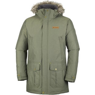 Columbia Timberline Ridge Jacket - Peatmoss
