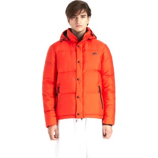 Penfield Equinox 17 Down Jacket - Fire Orange