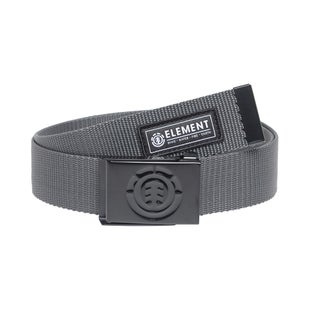 Element Beyond Web Belt - Charcoal