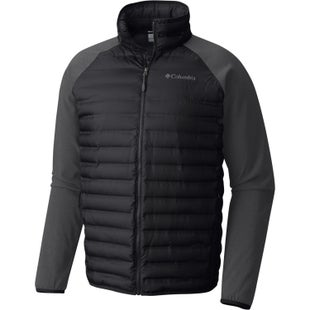 Columbia Flash Forward Hybrid Down Jacket - Black Shark