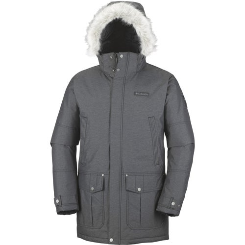 Columbia Timberline Ridge Jacket - Black