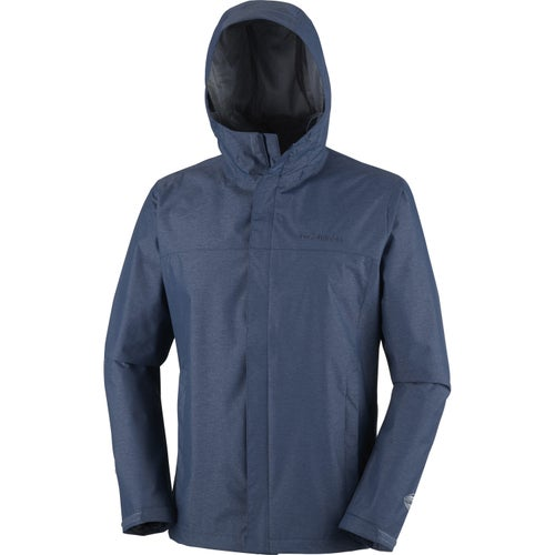 Columbia Diablo Creek Watertight Casual Jacket - Zinc