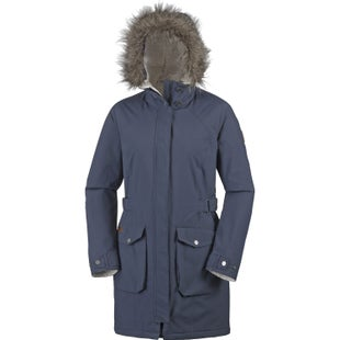 Columbia Grandeur Peak Long Ladies Jacket - India Ink