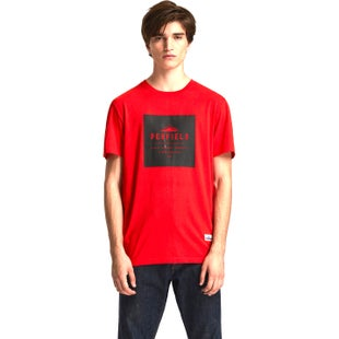 Penfield Brockton T Shirt - Fire Orange