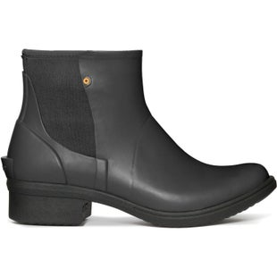 Bogs Auburn Rubber Ladies Boots - Black