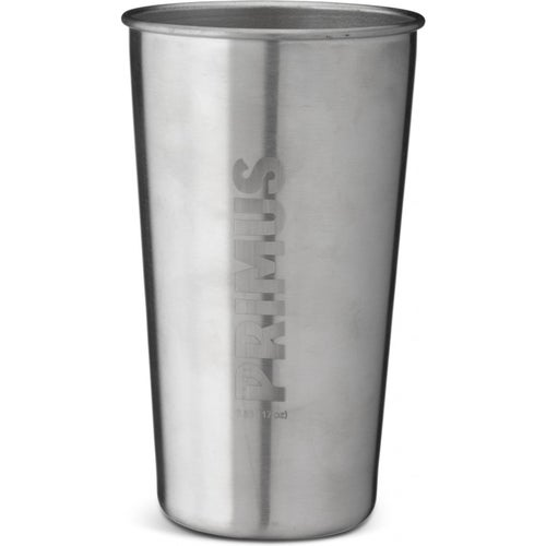 Primus CampFire Pint 4 Pack Vacuum Cup - Stainless Steel