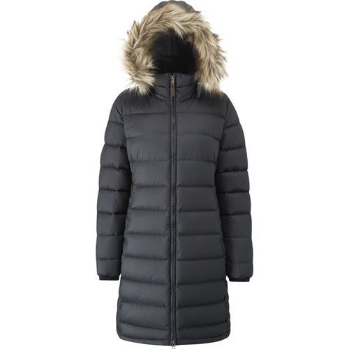 Rab Escape Deep Cover Parka Ladies Down Jacket - Black