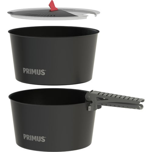 Primus LiTech Pot Set 2.3L Cooking Set - Black