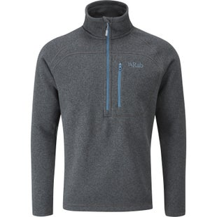 Rab Escape Quest Pull On Fleece - Anthracite