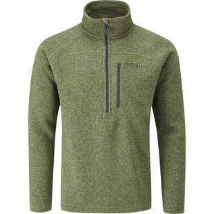 Rab Escape Quest Pull On Fleece - Rifle Green