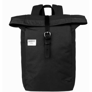 Sandqvist Silas Backpack - Black