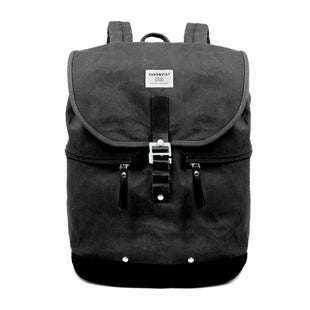 Sandqvist Gary Backpack - Waxed Black