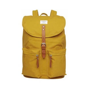 Sandqvist Roald Backpack - Yellow