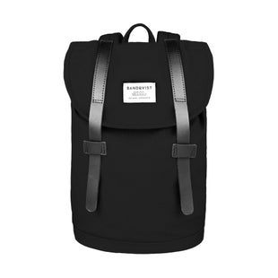 Sandqvist Stig Mini Backpack - Black