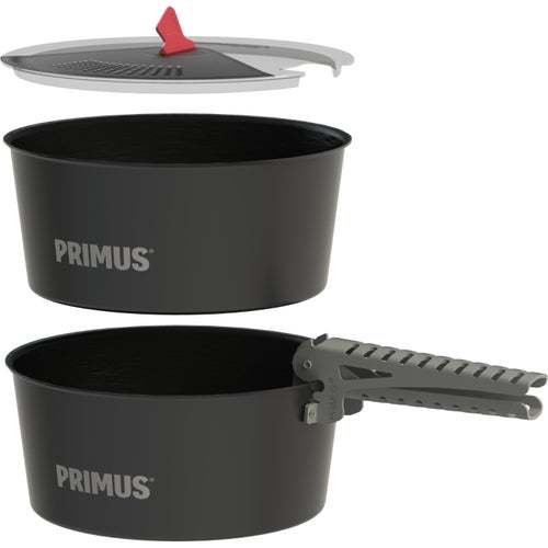 Primus LiTech Pot Set 1.3L Cooking Set - Black