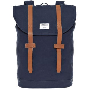 Sandqvist Stig Large Backpack - Blue