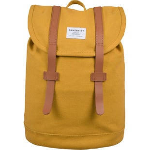 Sandqvist Stig Mini Backpack - Yellow