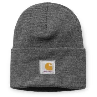 Carhartt Acrylic Watch Beanie - Dark Grey Heather