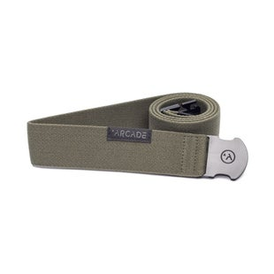 Arcade Belts The Ranger Web Belt - Olive Green