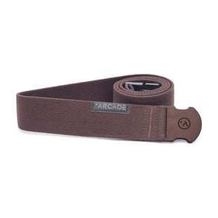 Arcade Belts The Mustang Web Belt - Brown