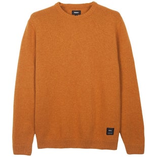 Finisterre Columba Crew Sweater - Whiskey