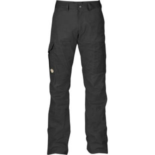 Fjallraven Karl Pro Reg Leg Walking Pants - Dark Grey