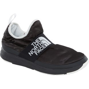 North Face NSE Traction Moc Light II Slippers - Shiny Black