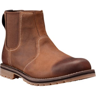 Timberland Larchmont Chelsea Boots - Oakwood Fig with Suede