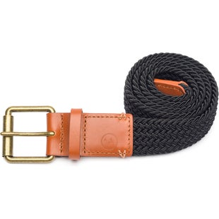 Arcade Belts The Hudson Web Belt - Black Brown