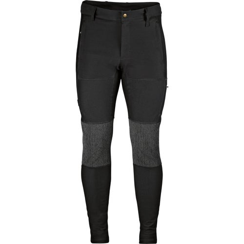 Fjallraven Abisko Trekking Tights Walking Pants - Black