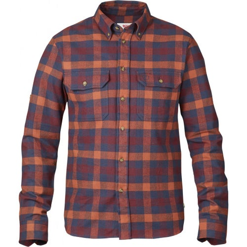 Fjallraven Skog Shirt - Navy