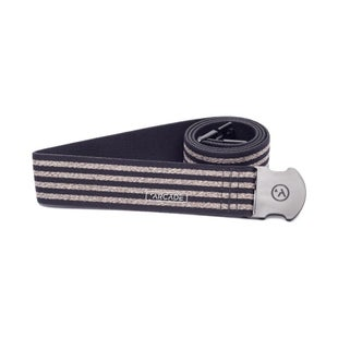 Arcade Belts The Don Carlos Web Belt - Black Oatmeal