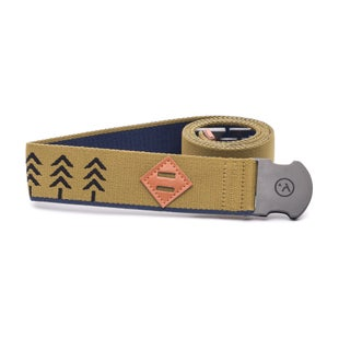 Arcade Belts The Blackwood Web Belt - Navy Green