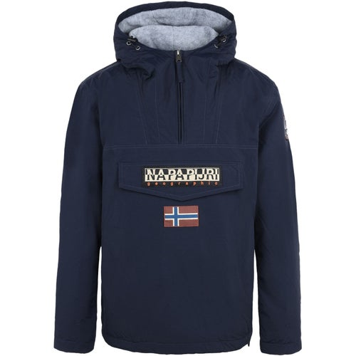 Napapijri Rainforest Winter Jacket - Blue Marine
