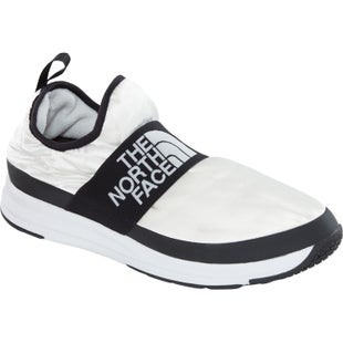 North Face NSE Traction Moc Light II Slippers - White Black