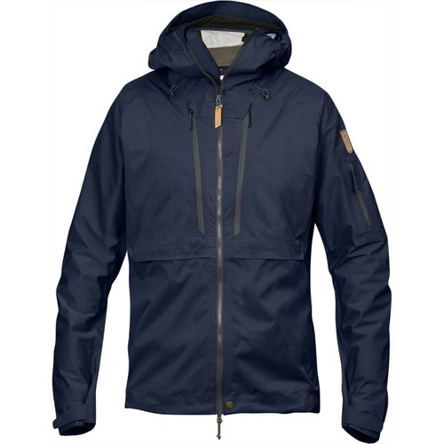 Fjallraven Keb Eco Shell Jacket - Dark Navy