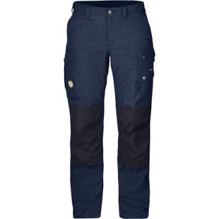 Fjallraven Barents Pro Long Walking Pants - Storm Night Sky