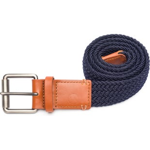 Arcade Belts The Hudson Web Belt - Navy
