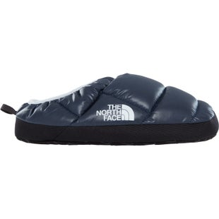 North Face Nuptse Tent Mule III Slippers - Shiny Urban Navy TNF White