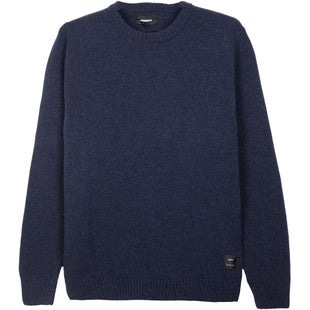 Finisterre Columba Crew Sweater - Moonlight
