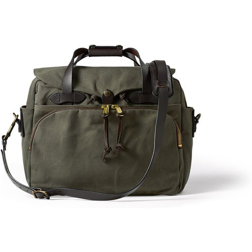 Filson Padded Computer Bag - Otter Green