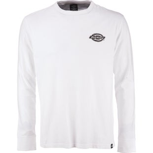 Dickies Pipersville LS T-Shirt - White